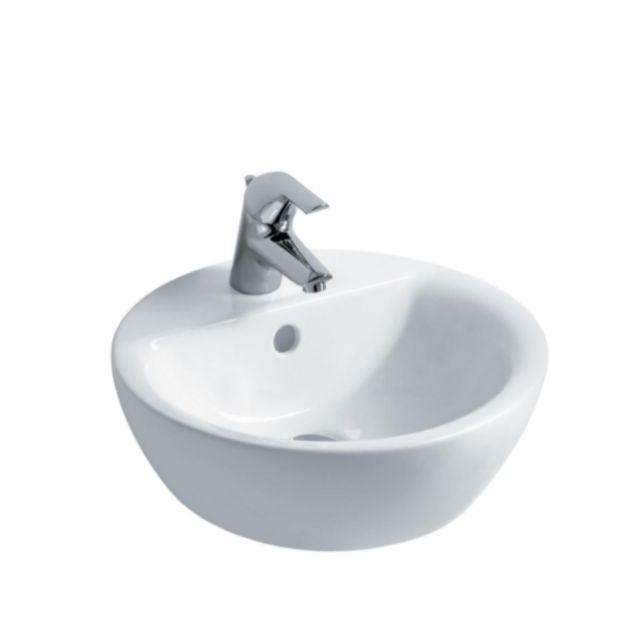 Ideal Standard Concept Sphere 43cm Vessel Basin - E803901