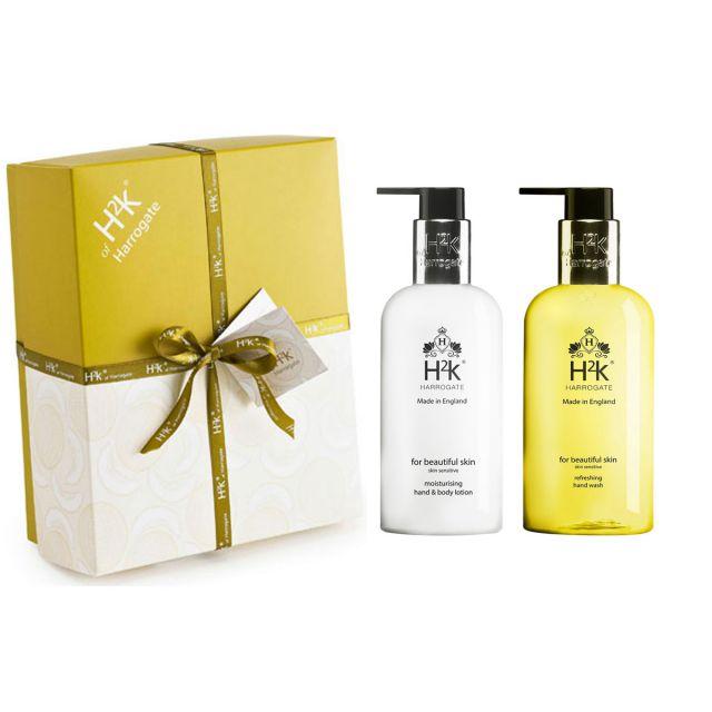 H2K Sensual Hand Care Gift Set 250ml - SENHWHLBOX