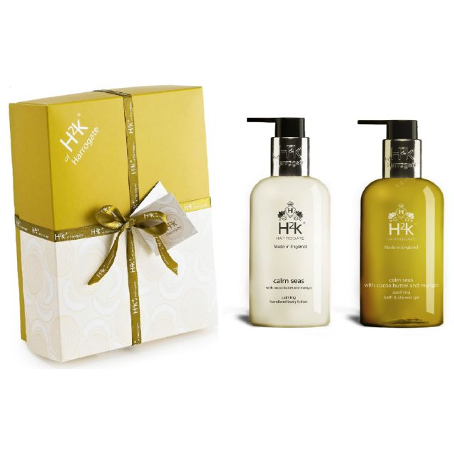 H2K Calm Seas Body Care Gift Box 250ml - CSEAHWHLBOX