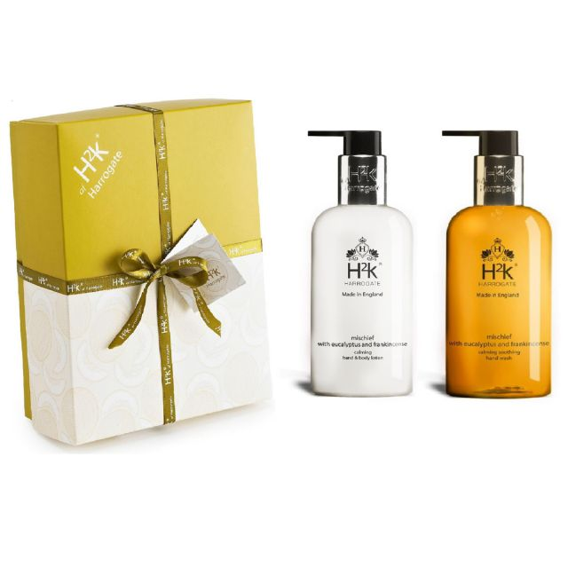 H2K Mischief 250ml Hand Care Gift Box 250ml