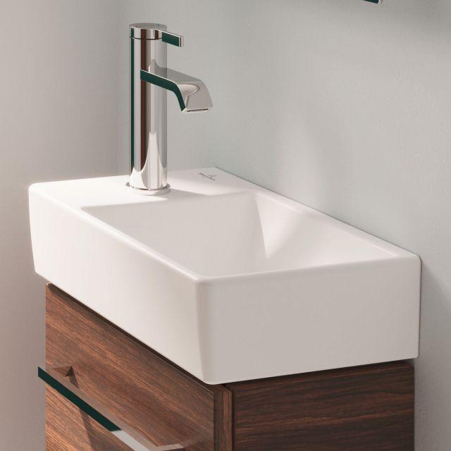 Villeroy and Boch Avento Compact Wall Mounted Handwash Basin