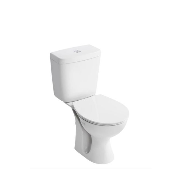 Armitage Shanks Sandringham CC WC Suites, Horizontal Outlet