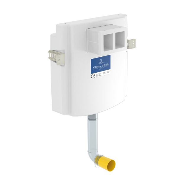 Villeroy and Boch ViConnect 1.12m Concealed Cistern
