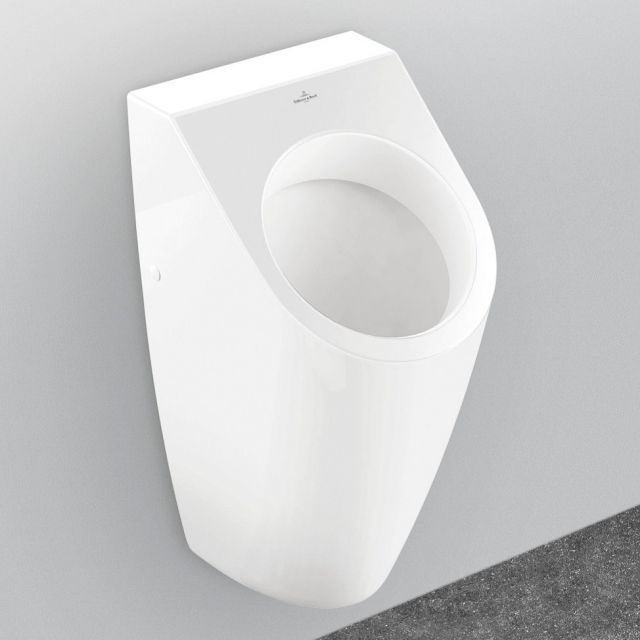 Villeroy and Boch Architectura Wall Hung Siphonic Urinal with ViChange