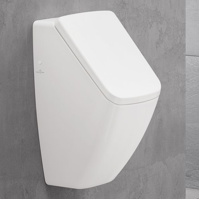 Villeroy and Boch Venticello Wall Hung Siphonic Urinal