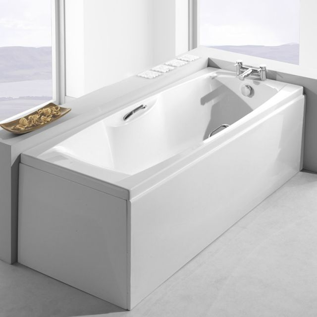 Carron Imperial Single Ended Bath with Antislip - 23.5191