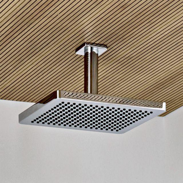 Villeroy and Boch Cult Rectangular Ceiling Shower Head