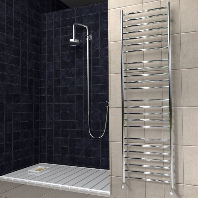 SBH Mega Flat 1600mm Towel Radiator