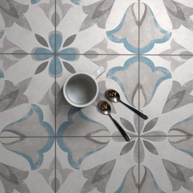 Origins Vintage Breeze Tile 22.3 x 22.3cm
