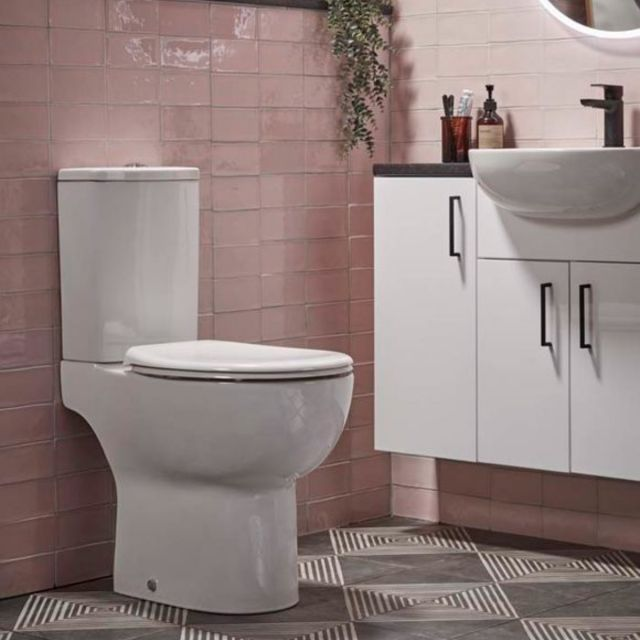 Tavistock Loft Close Coupled WC (Open Back)