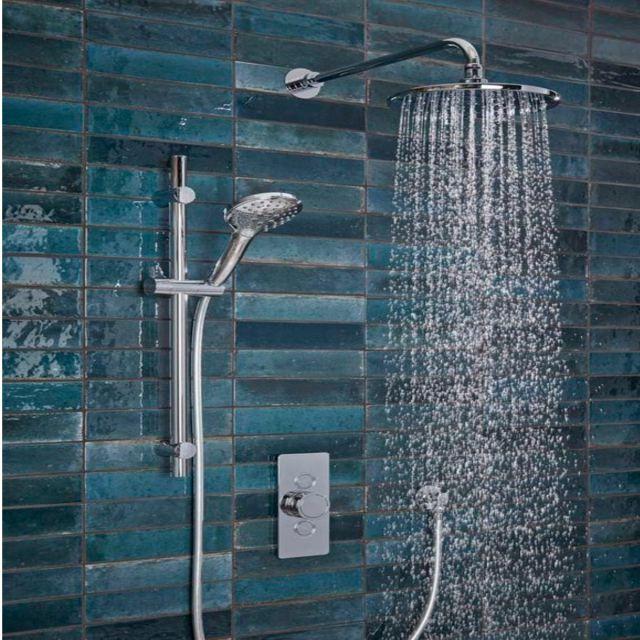 Tavistock Axiom Concealed Shower Set with Slide Rail - SAX2516