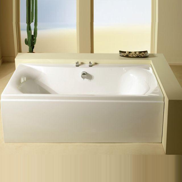 Carron Alpha Double Ended Acrylic Bath - 23.5101
