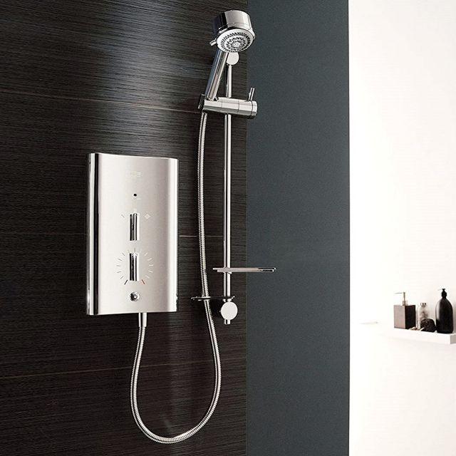 Mira Escape Chrome Electric Shower - 1.1563.011