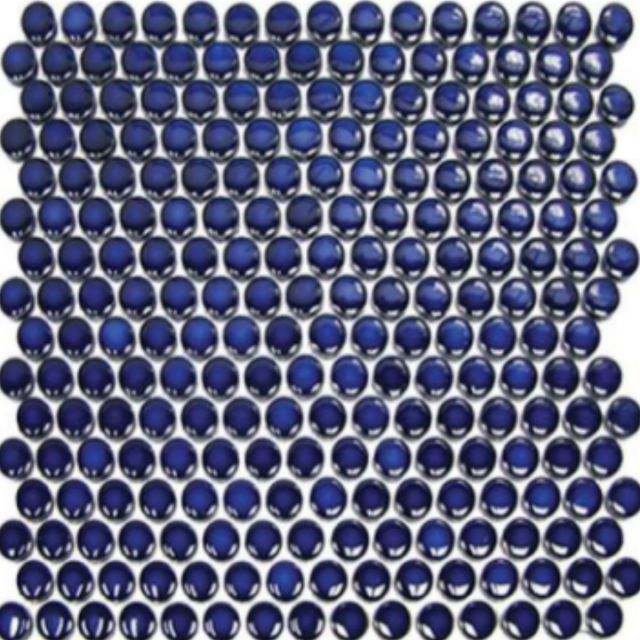 Abacus Round Glass Tile Sheet - TLSM-20-1005