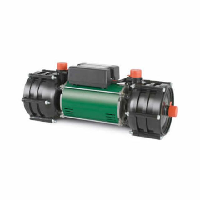 Salamander Right Shower Pump RSP100 - 3.00 Bar Twin