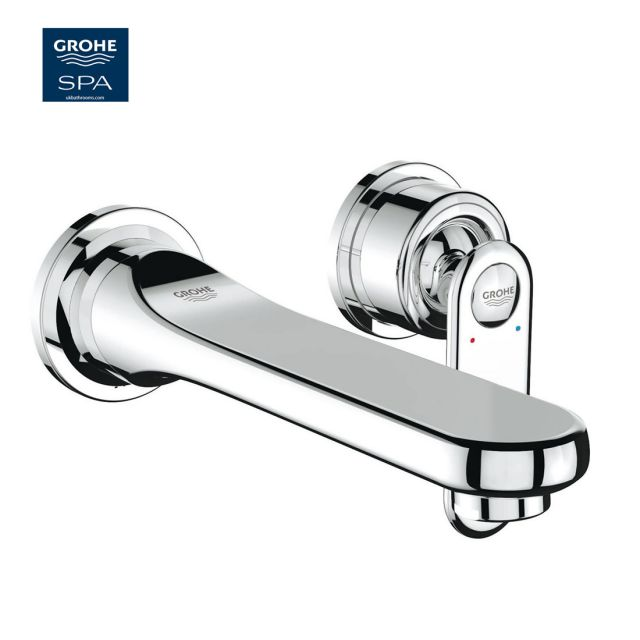 Grohe Veris Single Lever Wall Mounted Basin Mixer