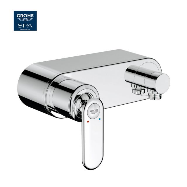 Grohe Veris Wall Mounted Exposed Shower Mixer