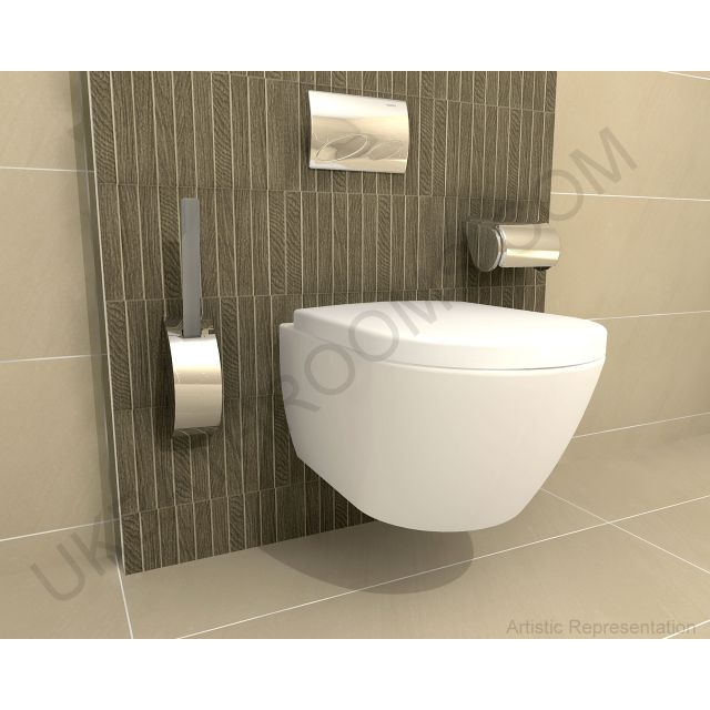 Laufen Pro & Geberit Complete Wall Hung Toilet Pack