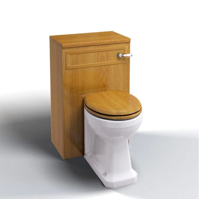 Burlington Solid Wood Traditional WC Unit