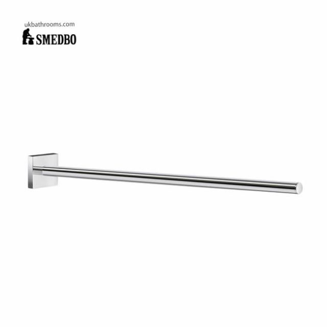 Smedbo House Fixed Towel Rail 430mm