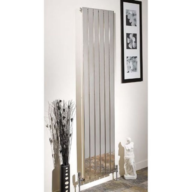 Apollo Capri Vertical Single Flat Panel Radiator 1800mm