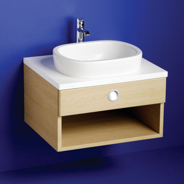 jasper morrison 650mm wall hung vessel basin unit uk bathrooms