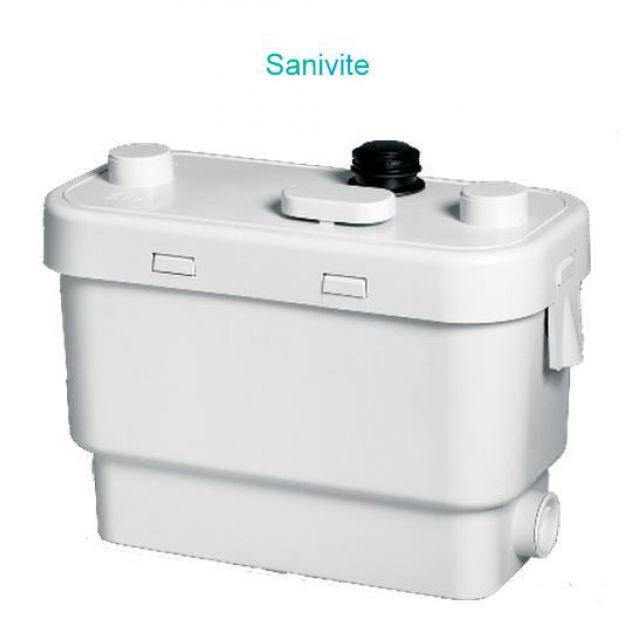 Saniflo Sanivite + Utility Pump - 6004
