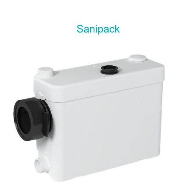 Saniflo Sanipack Pro Up Macerator