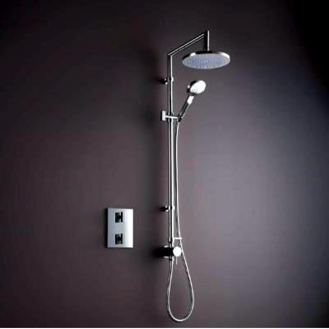 Matki New Elixir Linear Design Concealed With Wall Assembly - EX009/IS