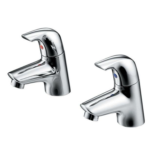 Ideal Standard Ceraplan SL Basin Pillar Taps