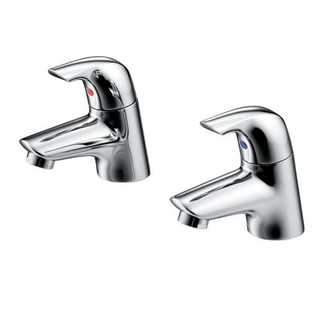 Ideal Standard Ceraplan SL Bath Pillar Taps