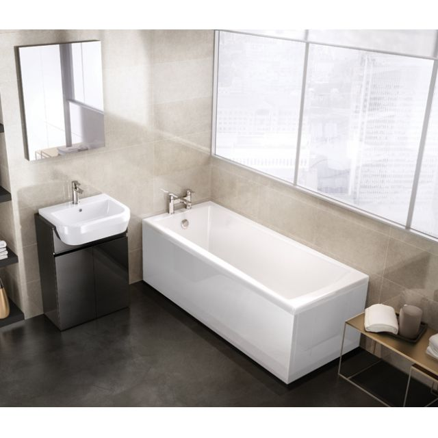ClearGreen Sustain Contemporary Single Ended Bath