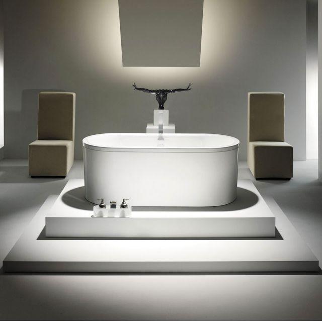 kaldewei centro duo oval freestanding bath uk bathrooms. Black Bedroom Furniture Sets. Home Design Ideas