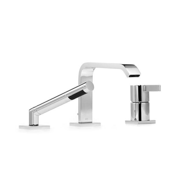 Dornbracht IMO Three Hole Single Lever Bath Mixer Tap - 27312670-00