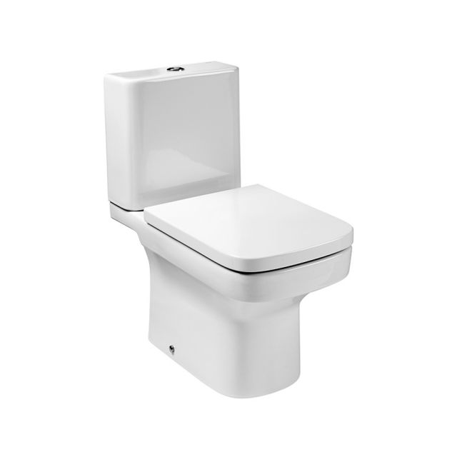 Roca Dama-N Close Coupled Eco Flush Toilet