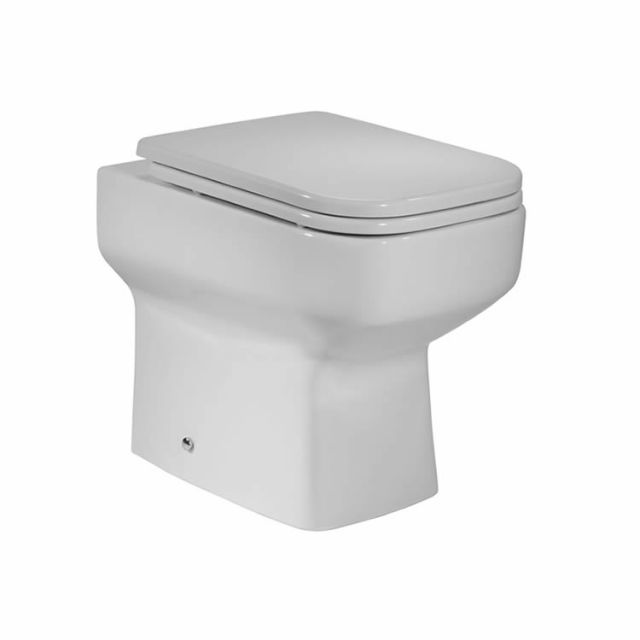 Roper Rhodes Geo Back to Wall Toilet
