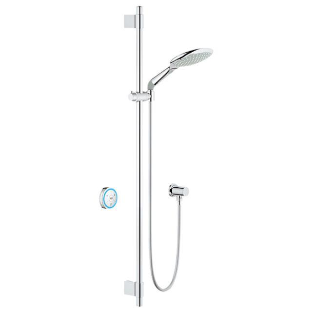 Grohe F Digital Rainshower Solo Digital Shower Set BIV