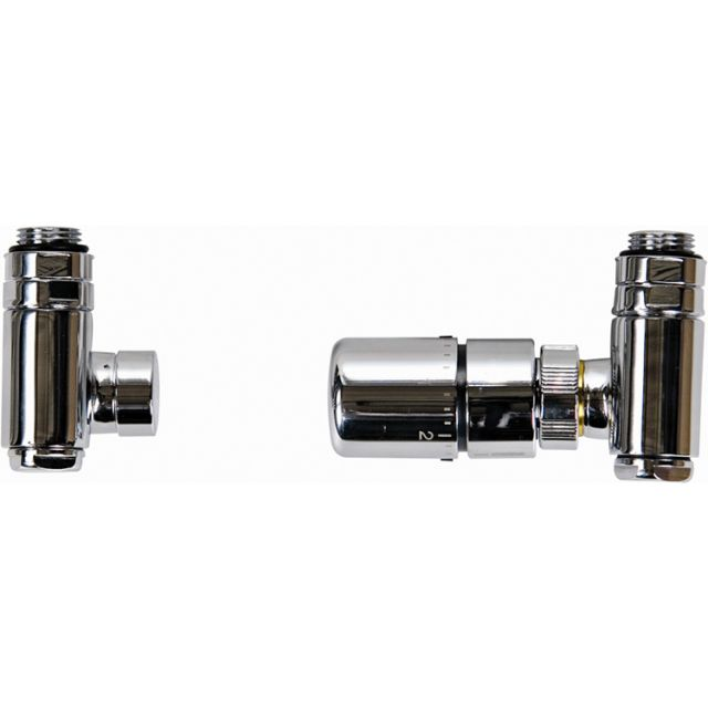 JIS Dual Fuel Radiator Valves with TRV