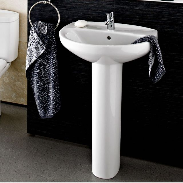 Roca Laura 560mm Eco Basin Package