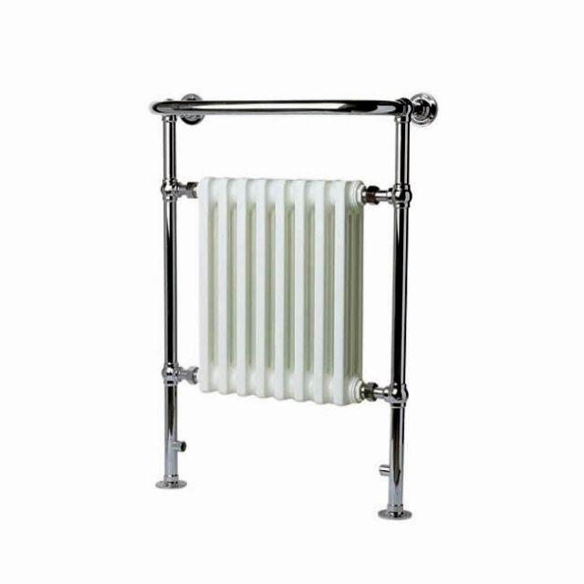 Apollo Ravenna CR Traditional Towel Rail