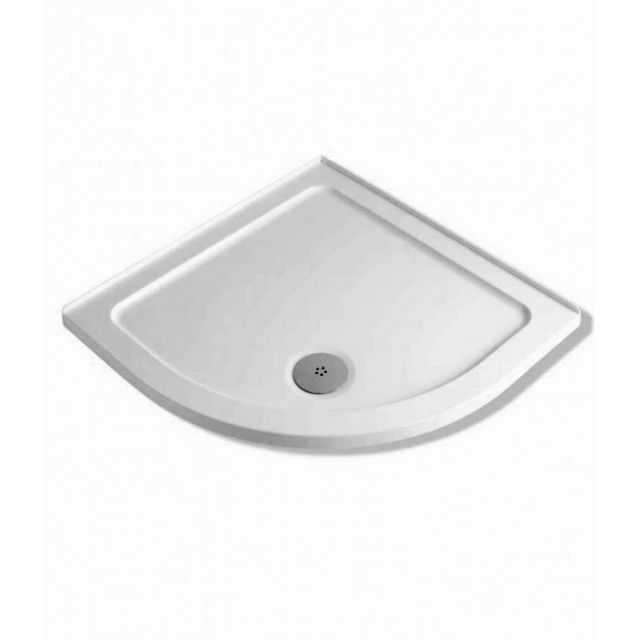 MX Durastone Quadrant Shower Tray