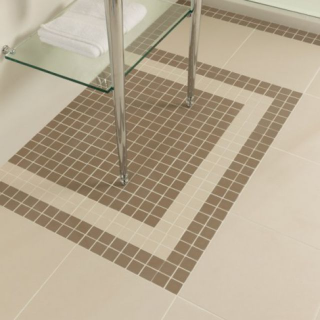 Imperial Tudor Mosaic Floor Tiles 30 X 30cm Uk Bathrooms