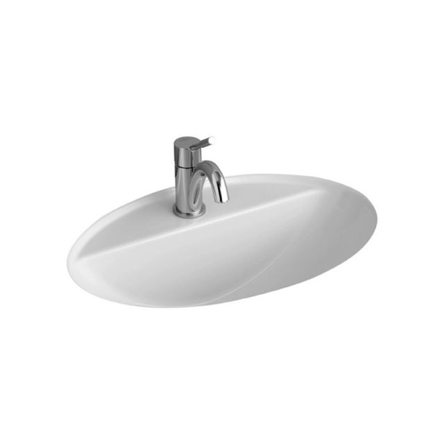 v b loop friends oval undercounter basin with tap hole uk bathrooms. Black Bedroom Furniture Sets. Home Design Ideas