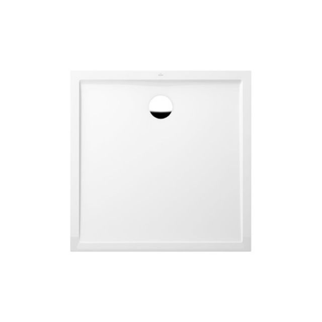 V&B Futurion Flat Square Shower Tray