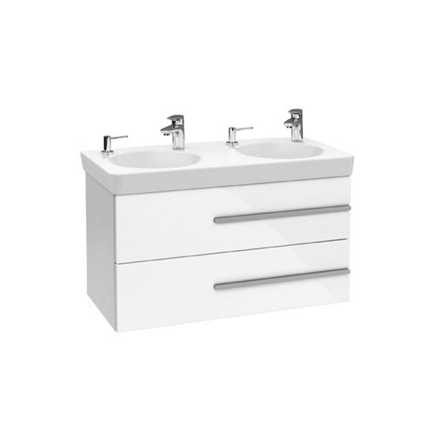 V&B Joyce Double Vanity Unit