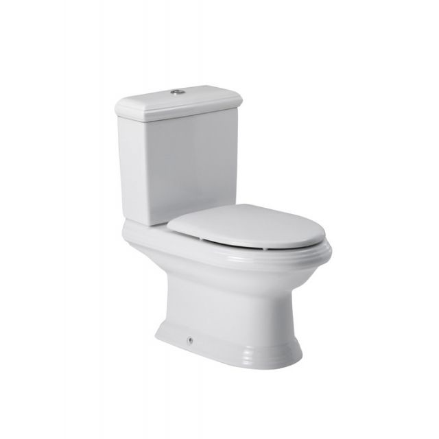 Roca New Classical Close Coupled Toilet