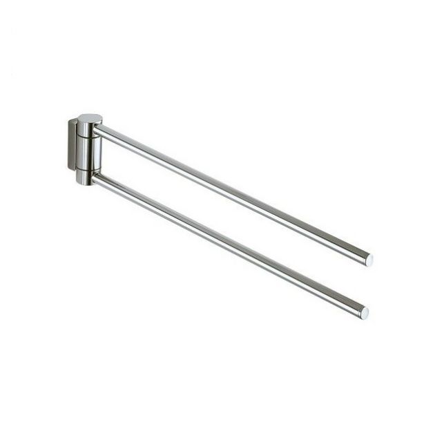 Keuco Plan 2 Arm Towel Rail