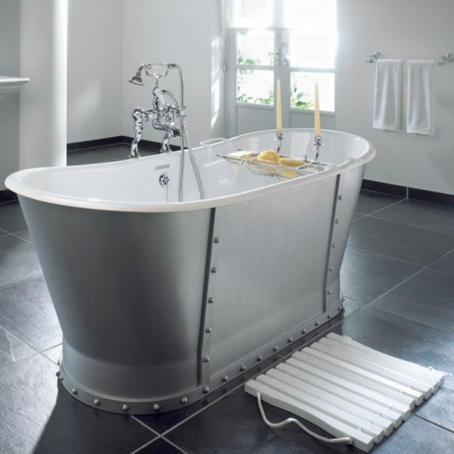 Imperial Baglioni Cast Iron Bath