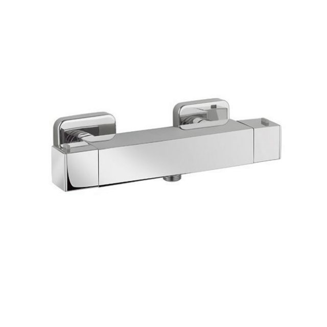 Crosswater SQ Thermostatic Shower Valve