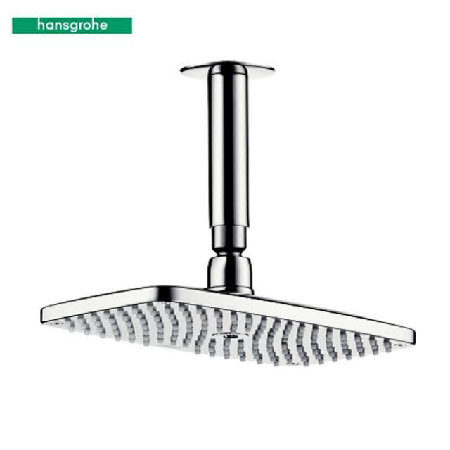 Hansgrohe Raindance E Overhead Shower with 100mm Arm